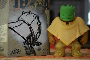 Tequila RAW by Muttpop rare vinyl figure Kidrobot era designer toy !