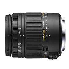 Sigma 18-250mm f/3.5-6.3 DC Macro OS HSM for Nikon (Excellent) With HOYA Filter
