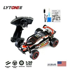 Remote Control Car 2.4GHz High Speed RC Racing Car 1:20 Scale Rechargeable