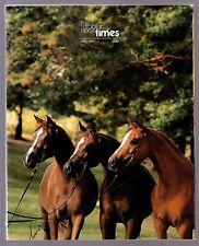 Arabian Horse Times - July 1996 - Vol. 27, No. 1