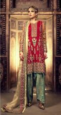 3 Piece pakistani shalwar kameez new
