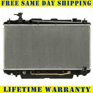 Radiator For 2001-2005 Toyota RAV4 2.0L 2.4L Lifetime Warranty Free Shipping