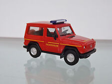 "Herpa 093170 - 1:87 - MB G Model "" Fire Brigade Operations Management """
