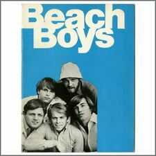 Beach Boys 1966 Manchester Odeon Concert Programme, Handbill & Ticket Stub (Uk)