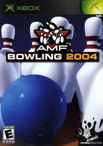 AMF Bowling 2004 - Original Xbox Game