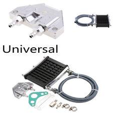 Universal CNC Engine Oil Cooler Kit Radiator 125cc 140 150cc PIT PRO Trail New