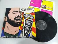 """Juan Luis guerra 440 Fogarate 1994 Spain Edit - LP Vinyl 12 """" VG/G +"""