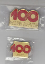 COCA-COLA  100 CENTENNIAL CELEBRATION   ATLANTA GA.  MAY 7-10 1986  31 YEARS OLD