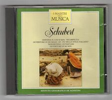 CD -  I MAESTRI DELLA MUSICA DEAGOSTINI SCHUBERT VOLUME II N. 9