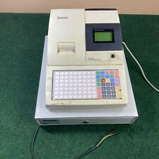 Samsung Sam4s Er 650 Electronic Cash Register With Key Free Shipping