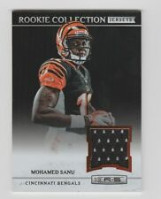 Mohamed Sanu Bengals 2012 Rookie & Stars Rookie Collection Jersey #6