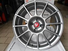 CERCHI 17 ORIGINALI FIAT 500  BREMBO PERFORMANCE ABARTH SS