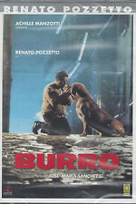 Dvd **BURRO** con Renato Pozzetto nuovo sigillato 1989