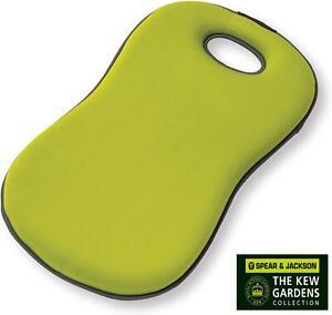 Spear & Jackson Garden Comfort Kneeling Kneeler Pad Mat Memory Foam Cushion