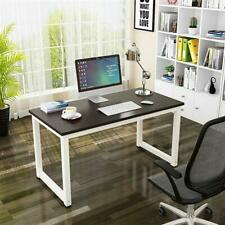 PC Computer Desk Writing Study Table Office Home Workstation Wooden & Metal