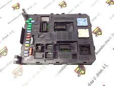 BSI Caja de fusibles Peugeot 307 Citroen C4 BSI H05-01 9660105980 96 601 059 80