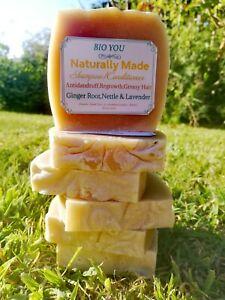 Castor oil jojoba oil shampoo bar organic handmade argan sheabutter oily hair