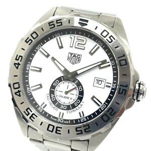 TAG HEUER WAZ2014.BA8042 Caliber 6 Formula 1 Automatic Smoseco Wristwatch