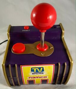 Jakks Pacific Namco Plug and Play TV Games 5 in 1 Arcade PacMan Dig Dug VG 2003