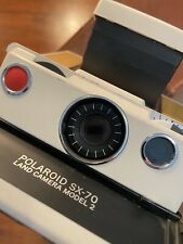 Polaroid Sx 70 Land Camera Model 2 Ivory  Fully Work!!Excellent!!