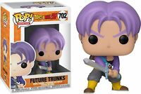 Funko Pop! Animation: Dragonball Z Future Trunks #702 - Brand New - Free UK Post