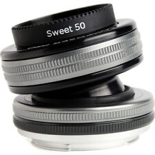 Lensbaby Composer Pro II with Sweet 50 Optic for Canon