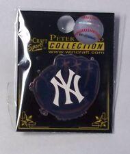 New York Yankees Pin Hat Pin Lapel Pin Glove