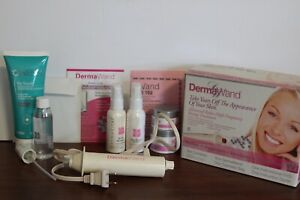 DermaWand Skin Care System Advanced Radio Frequency Skin Care LOT NOS