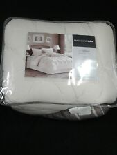 7 Piece Madison Park Lafayette Ivory Polyester Tufted King Comforter Set MP10433