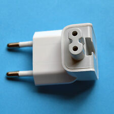 APPLE EU 2 PIN USB EUROPEAN PLUG WALL CHARGER FOR iPHONE iPOD iPAD FA