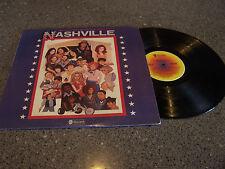 """Original Motion Picture Soundtrack """"Nashville"""" ABC RECORDS #ABCD-893 LP"""