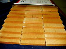 "12 pcs 1/2"" x 5"" x 12""  QS quarter sawn oak wood crafts"