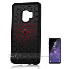 ( For Samsung S9 Plus / S9+ ) Case Cover P10501 Cell Abstract