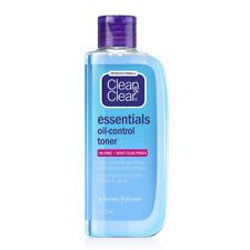 Clean & Clear essentials oil control deep cleansing toner prevent pimple acne