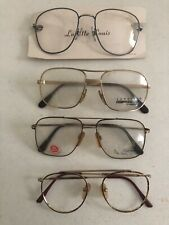 Vintage Lot 4 Men's Metal Charmant Girard LouisFrance Japan Italy New Old Stock