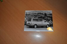 PHOTO DE PRESSE ( PRESS PHOTO ) Chevrolet Astro de 1995 GM283