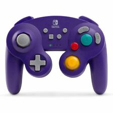Wireless Gamecube Controller For Nintendo Switch Purple NEW