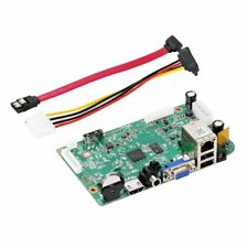 H.265 8CH 4MP/4CH 5MP CCTV NVR Board Security Network Video Recorder CMS XMeye
