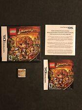 LEGO Indiana Jones: The Original Adventures (Nintendo DS, 2008)