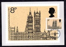 1973 Parliamentary Conference PHQ3 used FDI WS14487