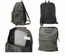 Jansport Backpack Superbreak FORGE GREY Skate School Travel Bag