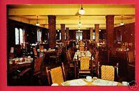 MARSHALL INDIANA DINING ROOM TURKEY RUN INN STATE PARK   POSTCARD