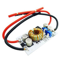 250W Boost Converter DC/DC 8.5-48V to 12-50V Output Step-up Module Mobile D6A7