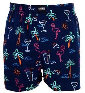 Happy Shorts american Boxer Boxershorts Shorts Webboxer D34 witzige Designs NEU