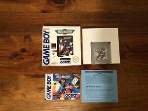 Micro Machines, Nintendo Gameboy, Boxed, Game Boy