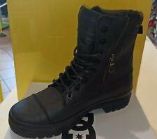 DC SHOES AMNESTI TX scarpe donna black scarponcino impermeabile