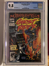 Ghost Rider #28 Midnight Sons Part 1 CGC 9.8  S=2126314014