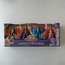 Transformers Bumblebee Cyberverse Adventures Seekers Sinister Strike Force 4-pck