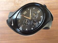 Nike Triax Mens Watch Chronograh Sports In Great Working Condition
