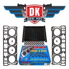 ARP 6.0L Ford Powerstroke Diesel Head Stud Kit Head Gaskets 03-06 250-4202 18mm